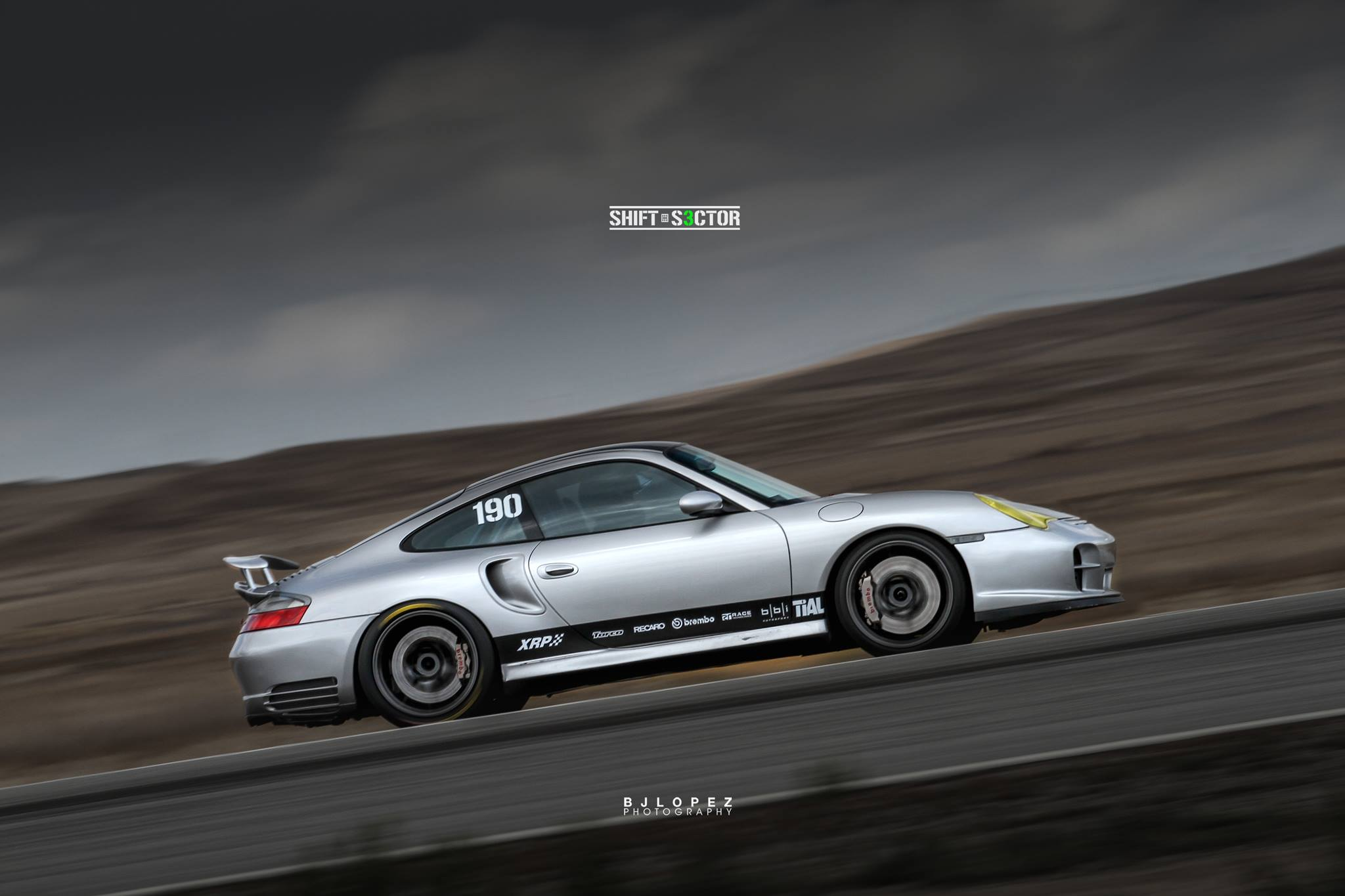 Porsche Kong Chang
